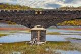 Aseler Brücke im Edersee